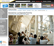 National Geographic, La Sagrade Familia
