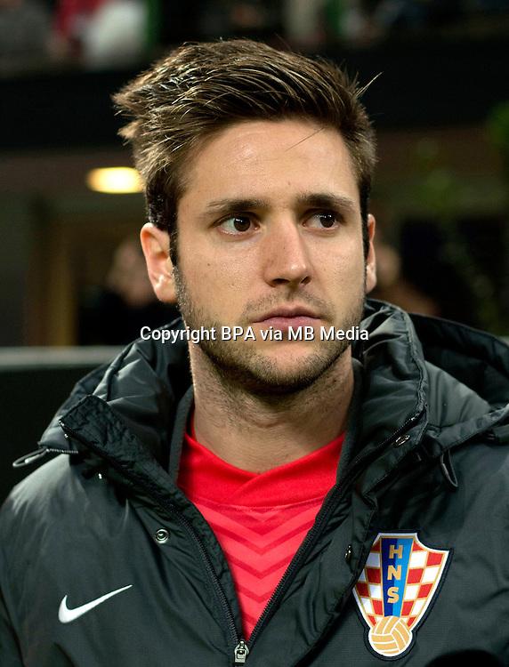 Uefa Euro FRANCE 2016 - <br /> Croatia National Team - <br /> Duje Cop