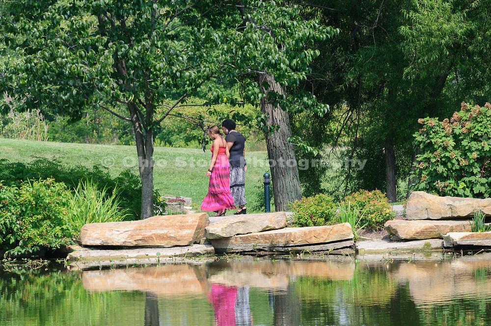Cox Arboretum MetroPark in Dayton, Ohio.