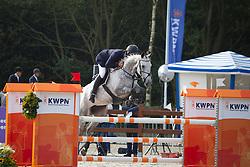 Moerings Geert (NED) - Bardesther<br /> KWPN Paardendagen 2011 - Ermelo 2011<br /> © Dirk Caremans