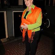 NLD/Amsterdam/20120217 - Premiere Saturday Night Fever, Lucia Martas