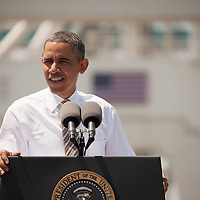 President Barak Obama in So FL
