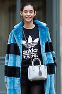 Ming Xi at Schiaparelli Couture SS2015