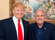 Donald Trump & Rudy Giuliani