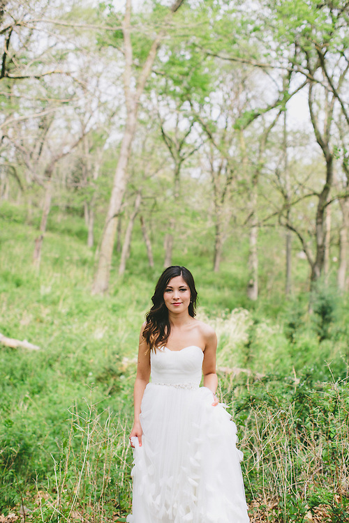 May 10 2014 - Amanda Vuu and Joshua Hobbs married in Platte River State Park in Nebraska.