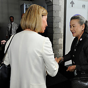 20160615 - Brussels , Belgium - 2016 June 15th - European Development Days - Opening Ceremony - Federica Mogherini - High Representative of the European Union for Foreign Affairs and Security Policy and Vice-President of the European Commission - Yoo (Ban) Soon-taek © European Union
