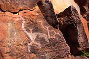 Petroglyphs, Olowalu, Maui, Hawaii<br />