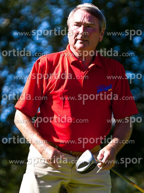 03.10.2010, Golfclub, Zell am See Kaprun, AUT, European Paragolf Championships 2010, im Bild Wolfgang Wilfling, AUT, EXPA Pictures © 2010, PhotoCredit: EXPA/ J. Feichter