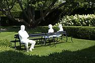 Garden, Sculpture, Bridgehampton, NY