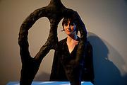 KATIE CUDDON, New Symphoney.-  Simon Oldfield Gallery launch. First Floor, 9 Henrietta Street, WC2E.. -DO NOT ARCHIVE-© Copyright Photograph by Dafydd Jones. 248 Clapham Rd. London SW9 0PZ. Tel 0207 820 0771. www.dafjones.com.