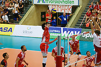 CEV european league Denmark - Poland