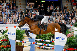 Said Abdel, EGY, Jumpy van de Hermitage<br /> Jumping Final Round 2<br /> Longines FEI World Cup Finals Jumping Gothenburg 2019