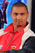 Alviro Petersen during the official launch press conference and party for the Airtel Champions League T20 tournament (being held in South Africa in September 2010) held at Taboo nightclub in Sandton, Johannesburg on the 10 August 2010..Photo by..CLT20 / SPORTZPICS