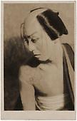 Modernist Actor Portraits