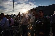 19 July 2014, Jackson Hole, Wyoming, USA. Rodeo night.