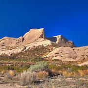 Mormon Rocks - North View - HDR
