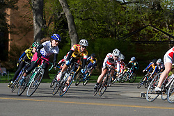 The 2008 USA Cycling Collegiate National Championships Criterium women's division 1 event held in Fort Collins, CO on May 11, 2008.