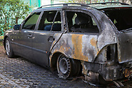 Car arson, Berlin 30.04.17
