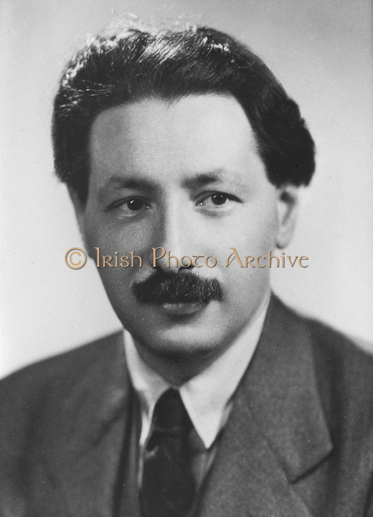 Ernst Boris Chain (1906-1979), German-born British biochemist.  Chain, with Howard Florey, purified penicillin. He shared the 1945 Nobel prize for physiology or medicine with Florey and with Alexander Fleming who had first discovered the antibiotic.