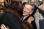MEREDITH ETHERINGTON-SMITH; SIMON DOONAN;, Jonathan Adler Store opening. Sloane St. London. 16 November 2011. <br /> <br />  , -DO NOT ARCHIVE-© Copyright Photograph by Dafydd Jones. 248 Clapham Rd. London SW9 0PZ. Tel 0207 820 0771. www.dafjones.com.