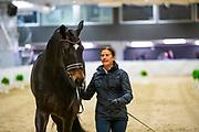 Tinne Vilhelmson Silfven - Don Auriello<br /> FEI World Cup Final Gothenburg 2019<br /> © DigiShots