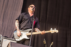 June 15, 2017 - Milan, Italy - Rancid performs live at I-Days festival in Monza. (Credit Image: © Mairo Cinquetti/Pacific Press via ZUMA Wire)