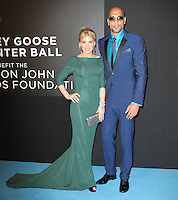 Hofit Golan; John Carew Grey Goose Winter Ball to benefit the Elton John AIDS Foundation, Battersea Evolution, London, UK, 29 October 2011:  Contact: Rich@Piqtured.com +44(0)7941 079620 (Picture by Richard Goldschmidt)
