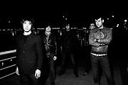 New York Indie band, The Bravery, UK 2005