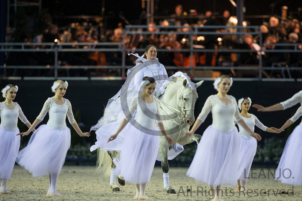Ballets Meets Dressage<br /> World Equestrian Festival, CHIO Aachen 2015<br /> &copy; DigiShots