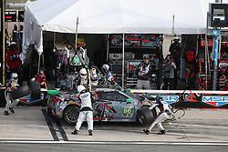 January 27, 2018 - Daytona, FLORIDE, ETATS UNIS - 86 MICHAEL SHANK RACING W CURB AGAJANIAN (USA) ACURA NSX GT3 ACURA GTD KATHERINE LEGGE (GBR) ALVARO PARENTE (PRT) TRENT HINDMAN (USA) AJ ALLMENDINGER  (Credit Image: © Panoramic via ZUMA Press)