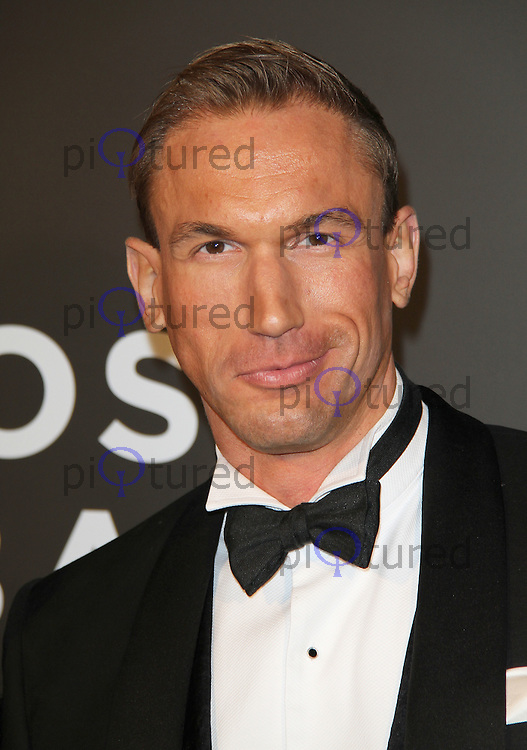 Dr Christian Jessen Grey Goose Winter Ball to benefit the Elton John AIDS Foundation, Battersea Evolution, London, UK, 29 October 2011:  Contact: Rich@Piqtured.com +44(0)7941 079620 (Picture by Richard Goldschmidt)