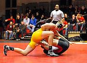 VMI Wrestling wins SoCon dual meet against Davidson, 30-9