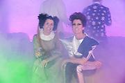 STEFANIA PRAMMA; VALERIA NAPOLEONE, Pop party. the birthday celebration of twin sisters Valeria Napoleone and Stefania Pramma. Studio Voltaire, London SW4. 17 May 2013.