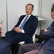 20160615 - Brussels , Belgium - 2016 June 15th - European Development Days - Bilateral Meeting - Jim Yong Kim - President The World Bank Group © European Union