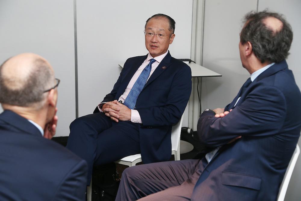 20160615 - Brussels , Belgium - 2016 June 15th - European Development Days - Bilateral Meeting - Jim Yong Kim - President The World Bank Group © European Union