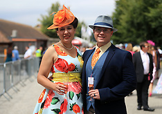 The Moet & Chandon July Festival - Day One - Newmarket Racecourse - 12 July 2018