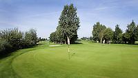 ALMKERK - De holes 8 en 9 op Golfclub Almkreek. COPYRIGHT KOEN SUYK