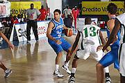DESCRIZIONE : Bormio Torneo Internazionale Maschile Diego Gianatti Italia Senegal<br /> GIOCATORE : Pietro Aradori<br /> SQUADRA : Italia Italy<br /> EVENTO : Raduno Collegiale Nazionale Maschile <br /> GARA : Italia Senegal Italy <br /> DATA : 17/07/2009 <br /> CATEGORIA :  palleggio<br /> SPORT : Pallacanestro <br /> AUTORE : Agenzia Ciamillo-Castoria/C.De Massis