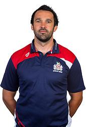 Bristol Rugby Defence Coach Jonathan Thomas - Rogan Thomson/JMP - 22/08/2016 - RUGBY UNION - Clifton Rugby Club - Bristol, England - Bristol Rugby Media Day 2016/17.