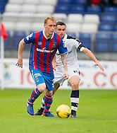Inverness&rsquo; Carl Tremarco and Dundee&rsquo;s Michael Duffy - Inverness Caledonian Thistle v Dundee in the Ladbrokes Scottish Premiership at Caledonian Stadium, Inverness. Photo: David Young<br /> <br />  - &copy; David Young - www.davidyoungphoto.co.uk - email: davidyoungphoto@gmail.com