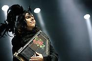 PJ Harvey performing at 36th Paleo Festival, Switzerland.