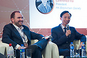 """12. Panel Discussion """"Smart Contracts on the Blockchain"""""""