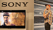 Photokina in Cologne ist the World's biggest bi-annual photo fair. Sony A7s show.