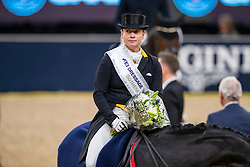Werth Isabell, GER, Weihegold OLD<br /> LONGINES FEI World Cup&trade; Finals Gothenburg 2019<br /> &copy; Dirk Caremans<br /> 05/04/2019