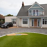 Waterfront House, Yarmouth, Isle of Wight, UK,