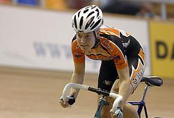 29-12-2006 WIELRENNEN: NK BAANRENNEN 2006: ALKMAAR<br /> Nicole Pieters<br /> ©2006-WWW.FOTOHOOGENDOORN.NL