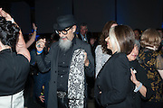 ROBERT D'AGUSTINA; ANNA D'AGUSTINA, The Bronx Museum of the Arts, Tanya Bonakdar Gallery and the Victoria Miro Gallery host a reception and dinner in honor of Sarah Sze: Triple Point. Representing the United States of America at the 55th Biennale di Venezia with the Co  Commissioners of the  U. S. Pavilion Holly Block, Executive Director of the Bronx Museum of the arts  and Carey Lovelace. <br /> <br /> Rialto Fish market. Venice. . 29 May 2013