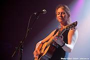 Catherine Planet au Festival en chanson de Petite Vallée -  Théâtre de la Vieille Forge / Petite Vallée / Canada / 2012-06-25, Photo © Marc Gibert / adecom.ca