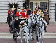 Royals Attend Trooping Of The Colour 2