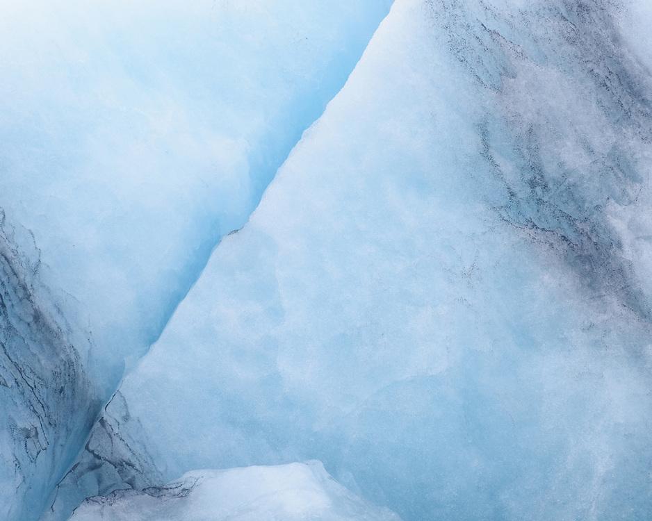 Ice, Jokulsarlon, Iceland